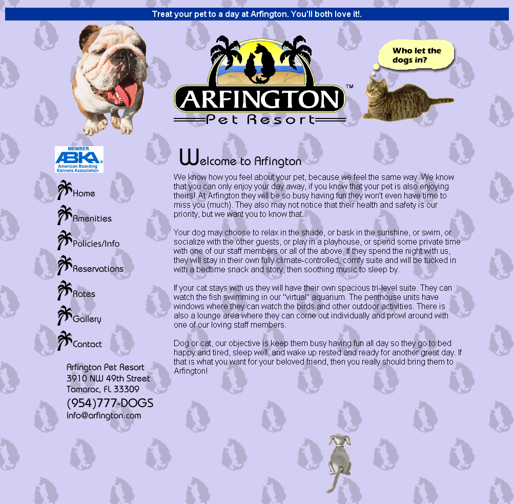 Arfiington Doggie Daycare